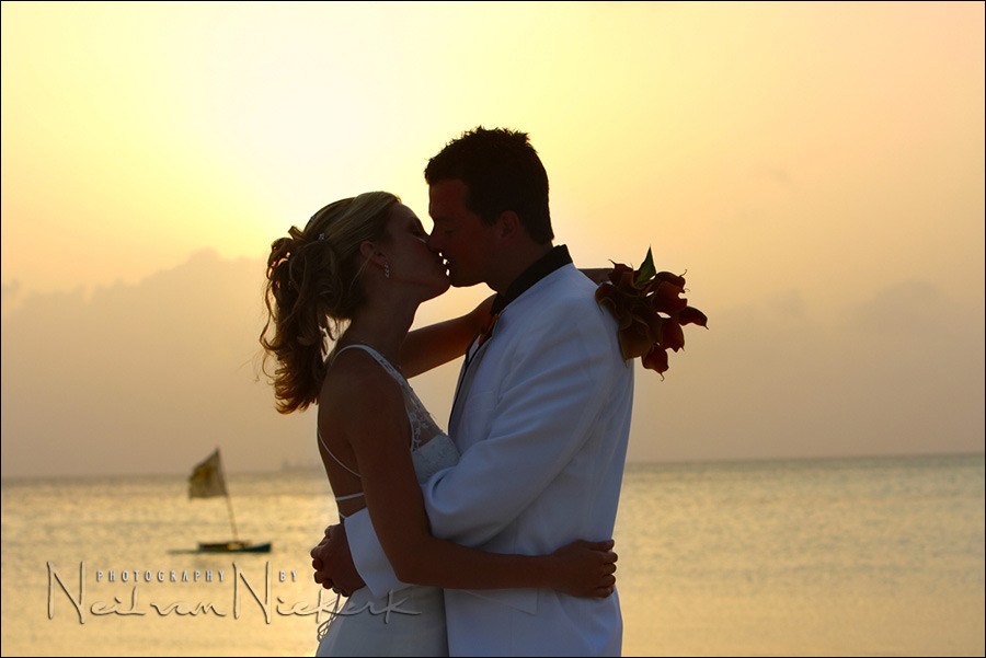 Desha Kyle Destination Wedding In Aruba Photographer