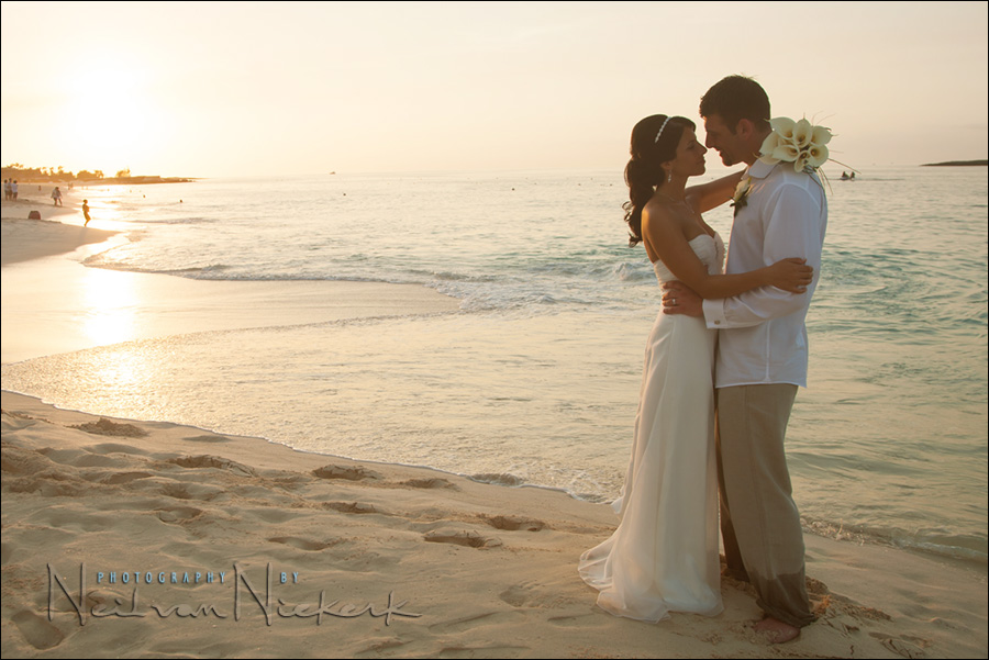 Lisa Shaun Bahamas Destination Wedding