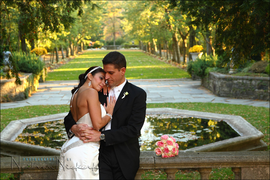 wedding photography Skylands Manor NJ
