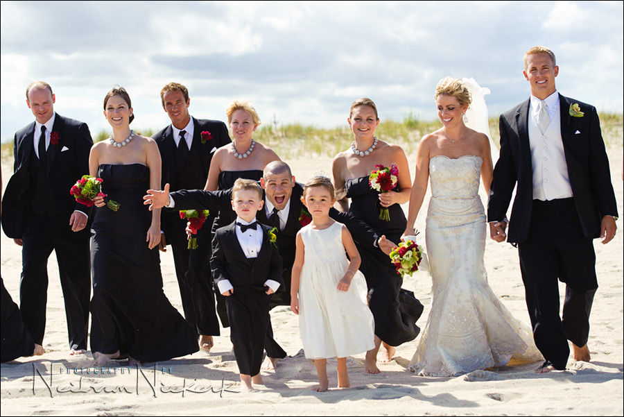 NJ shore wedding photographers