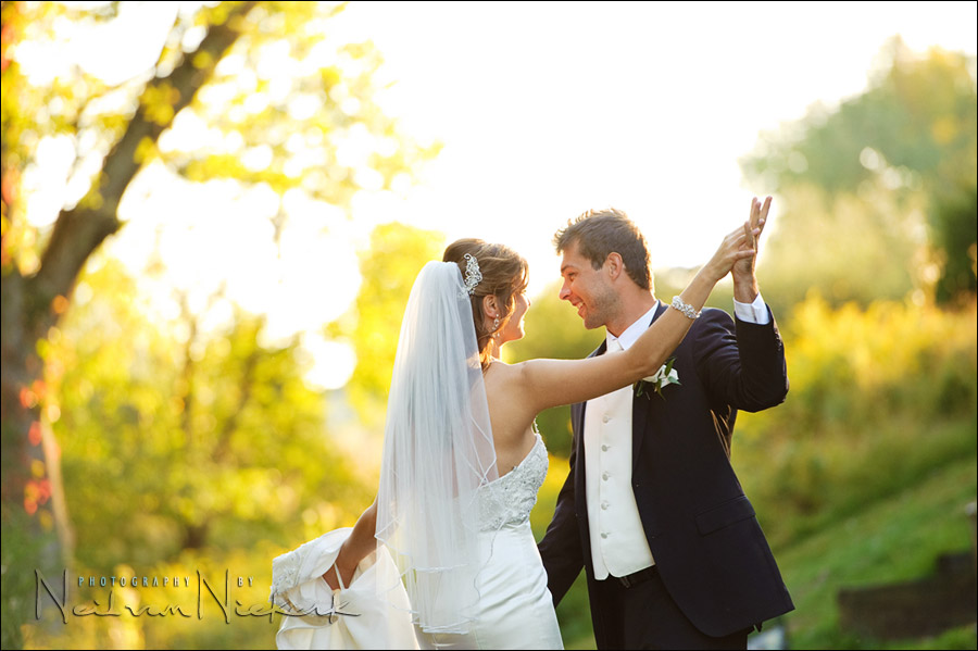 wedding at Stanton Ridge Country Club