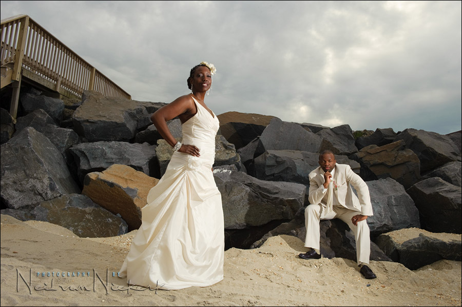 New Jersey shore wedding photographers
