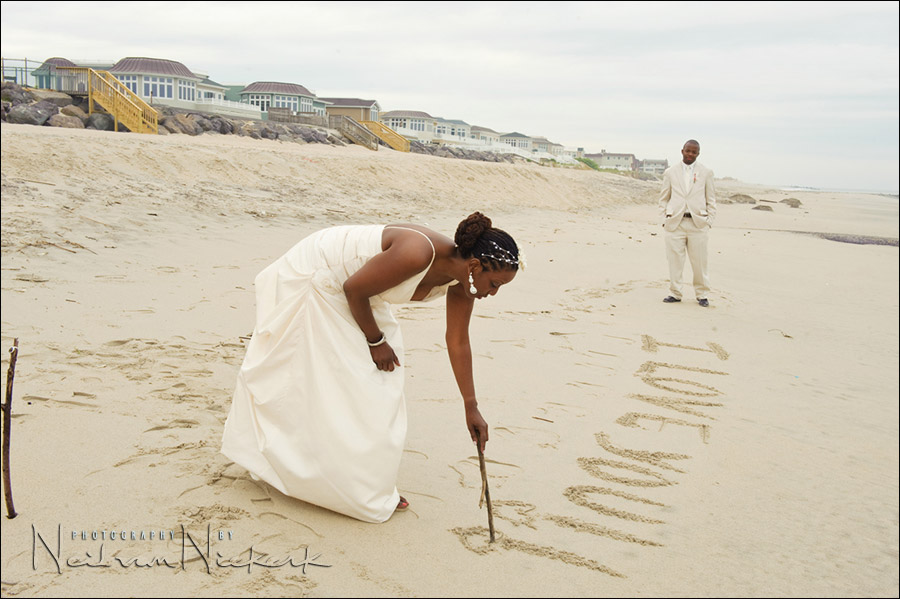 New Jersey wedding photographers Merri-Makers Water's Edge Seabright