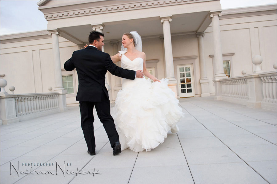 The Palace Somerset Park NJ wedding