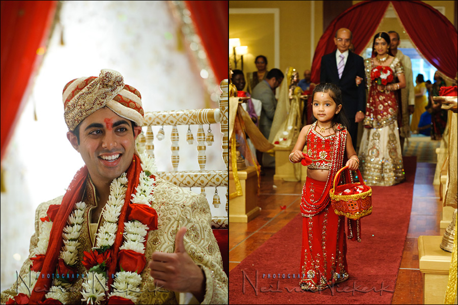 Lina Mihir An Indian Wedding