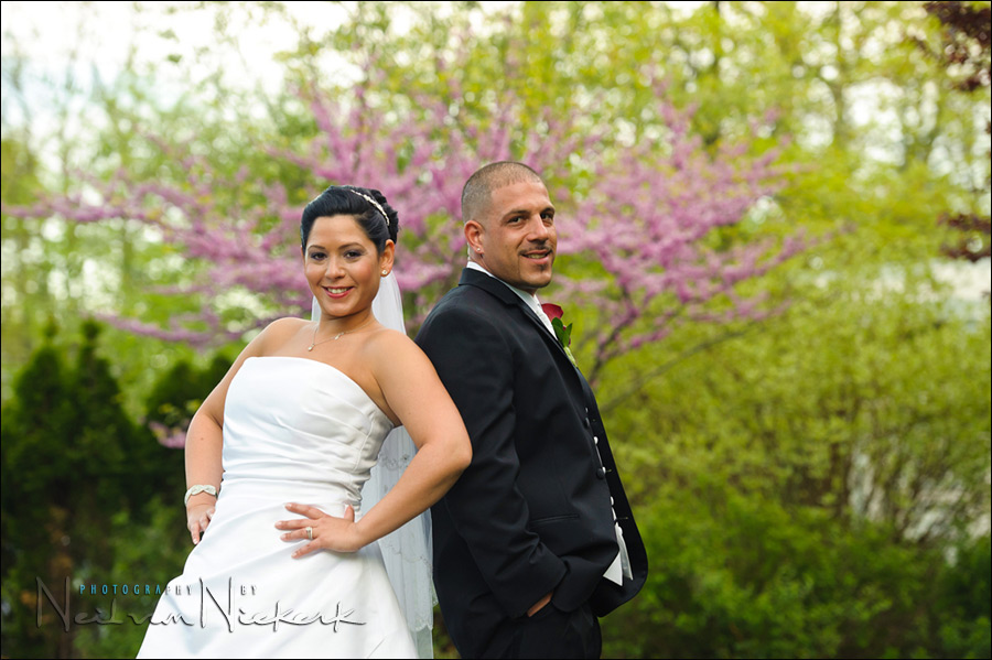 New Jersey wedding photography - The Tides, NJ - portrait of the bride and groom