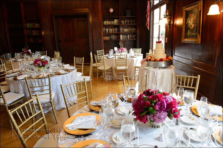 Oxon Hill Manor, Maryland wedding reception