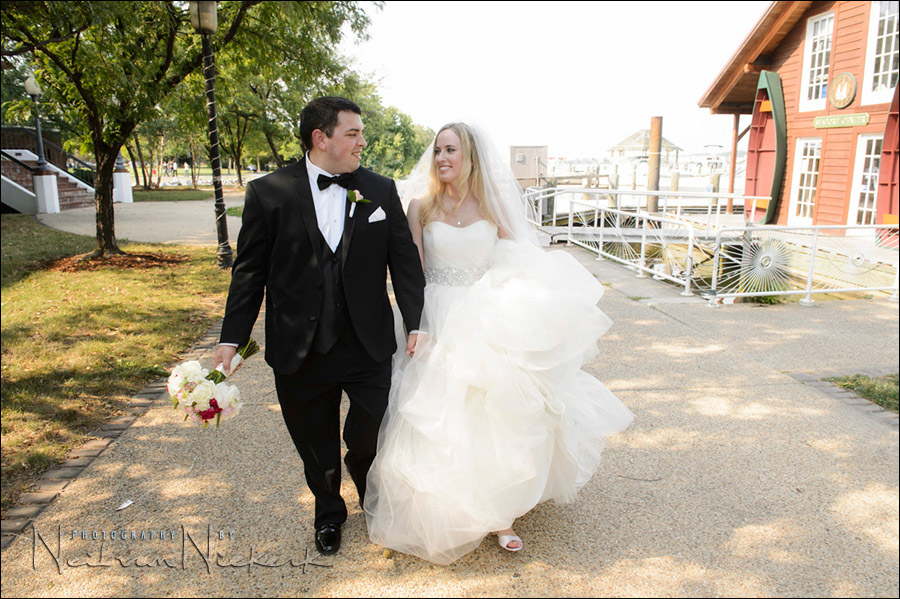 Old Town Alexandria wedding photography
