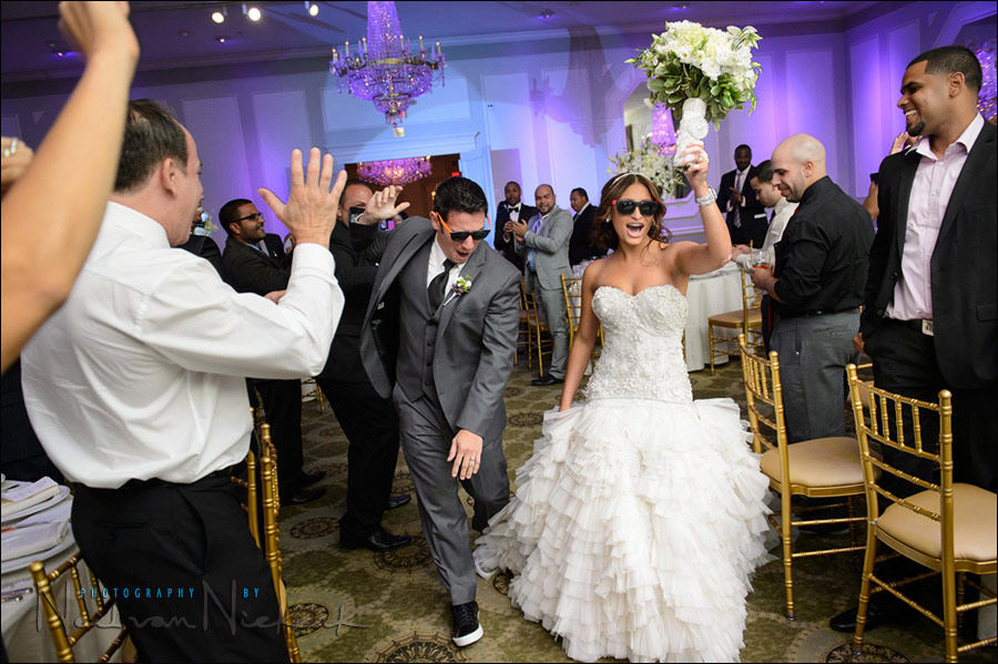 NJ wedding photographer Rockleigh Country Club