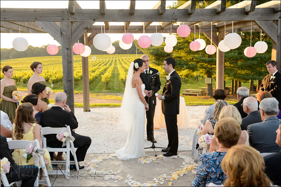 Laurita winery wedding featured in winery weddings magazine publish for free junglespirit Image collections