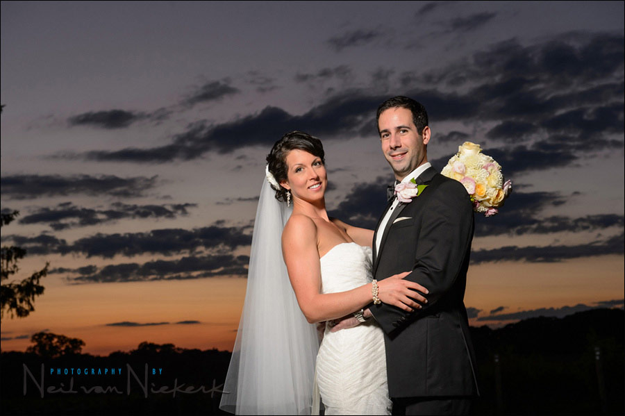 wedding photographers Laurita Winery NJ