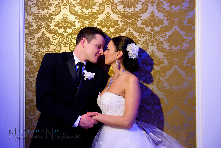 wedding photographer Westmount Country Club
