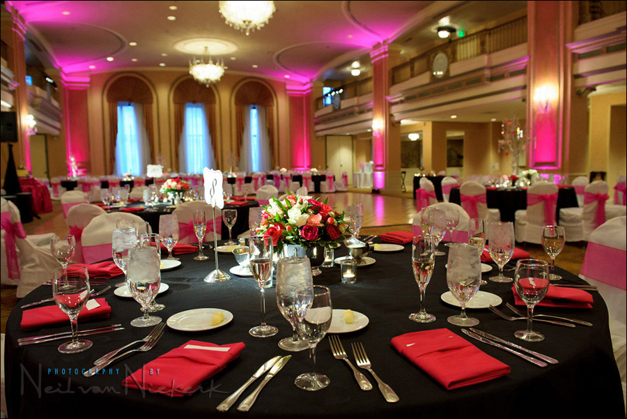Lord Baltimore wedding reception venue