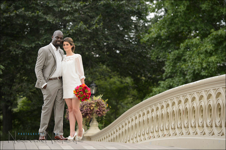 Central Park Wedding Photography: Elopement Wedding In Central Park, NYC