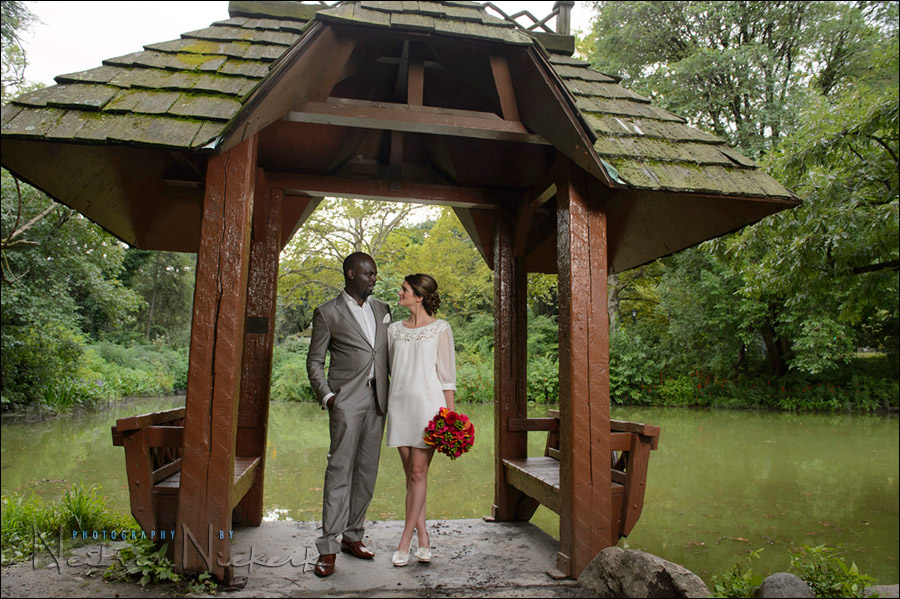 Elopement Wedding In Central Park Nyc Alvin Lucia