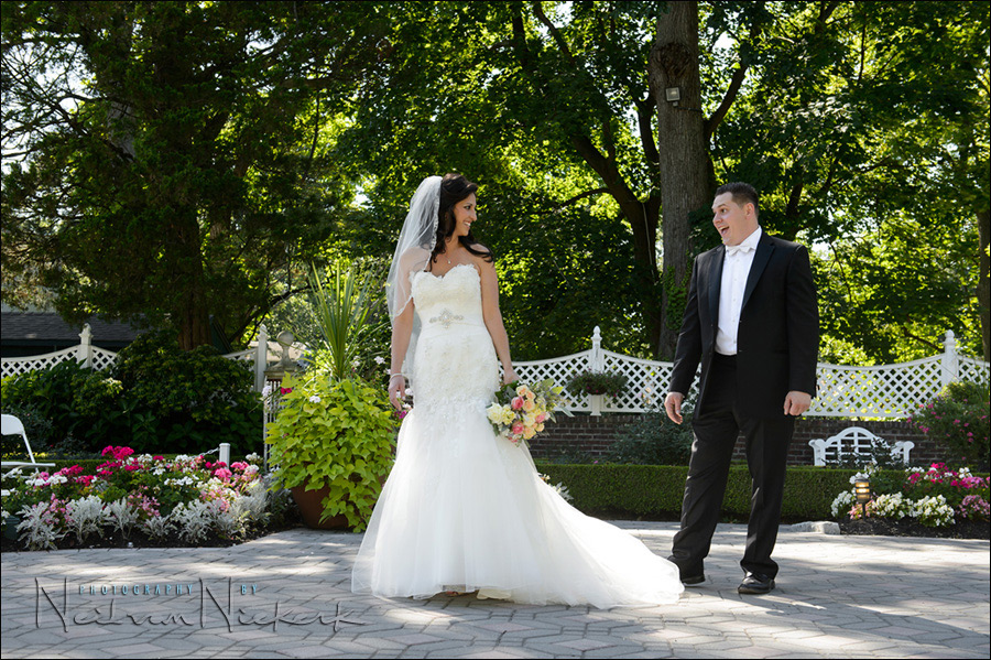 Shadowbrook NJ wedding photographs