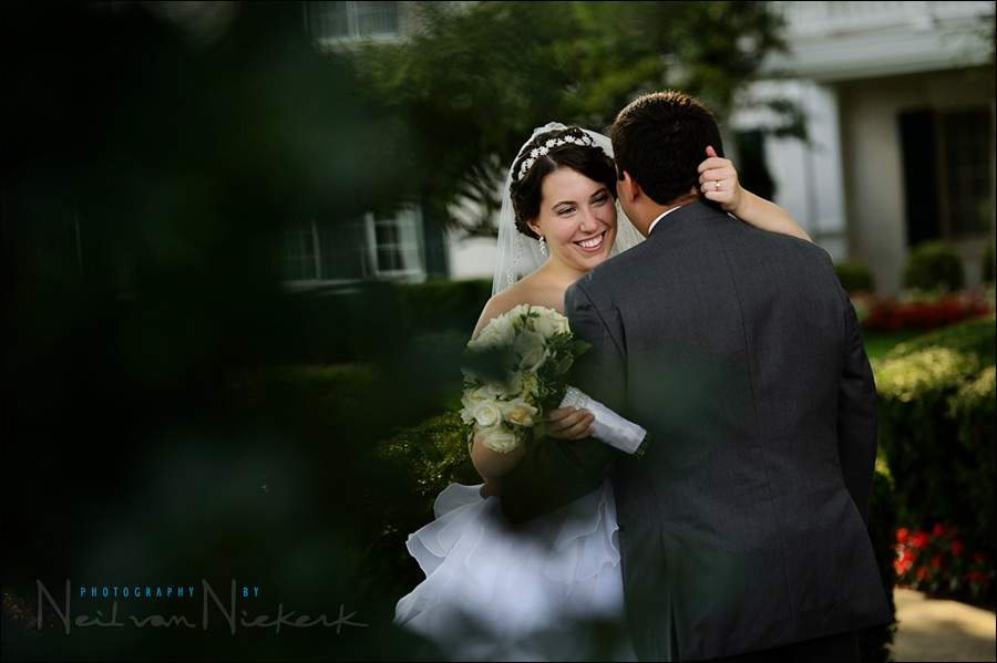 Madison Hotel NJ wedding photographer