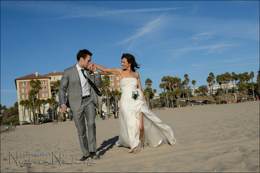 Casa del Mar, Santa Monica, wedding photography