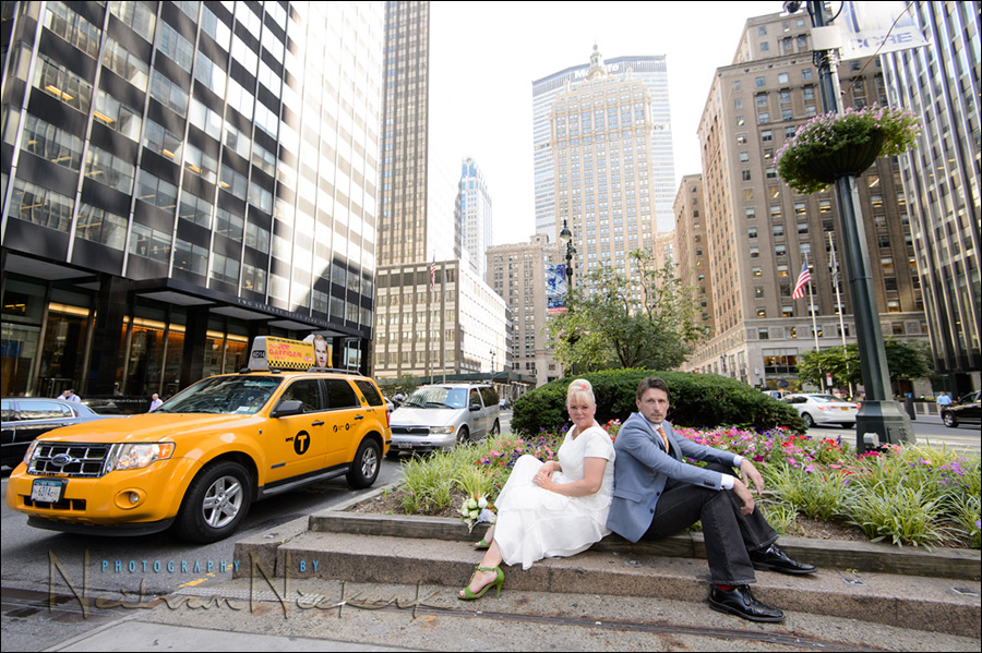 New York elopement wedding NYC