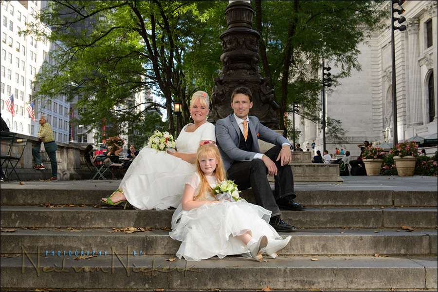 New York elopement wedding NYC - portraits