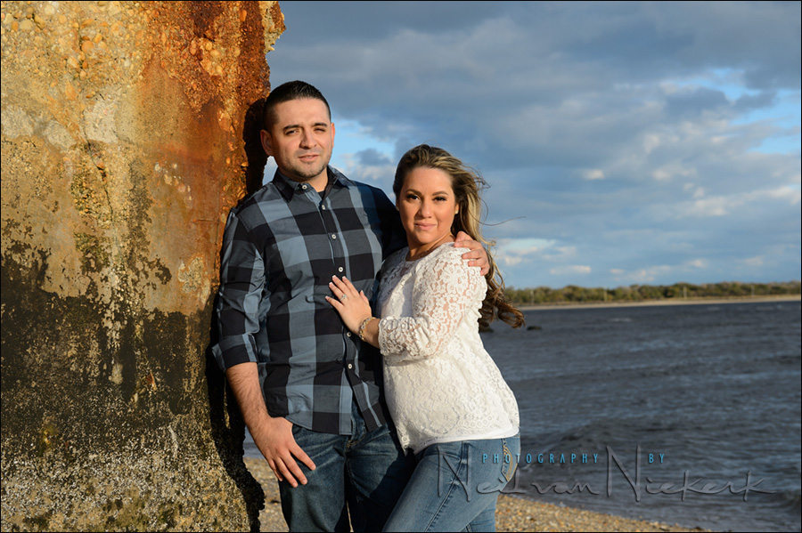NJ engagement photo session