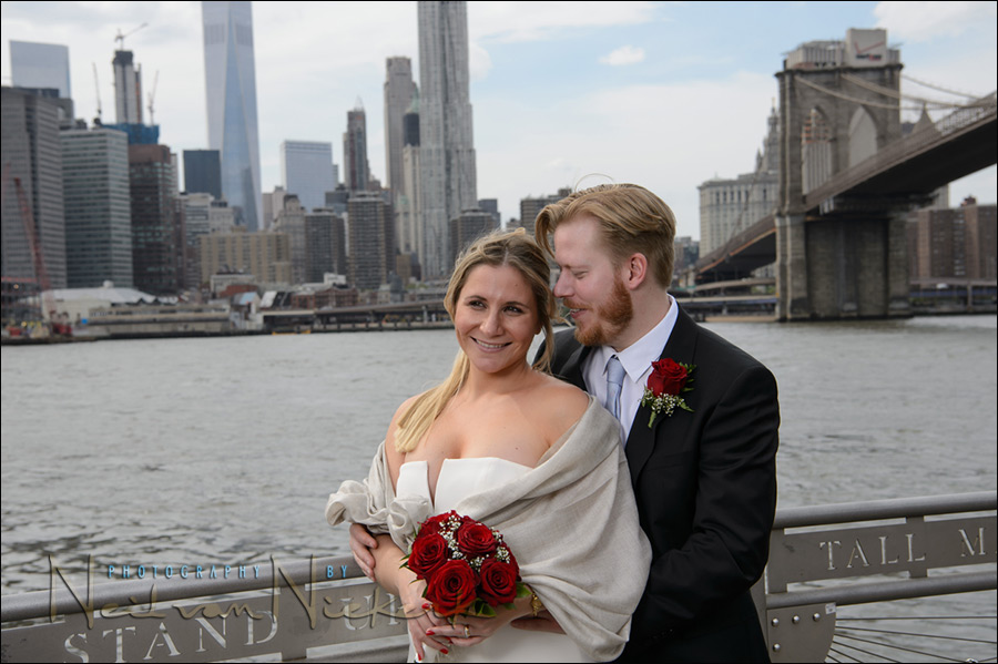 elopement wedding New York photography