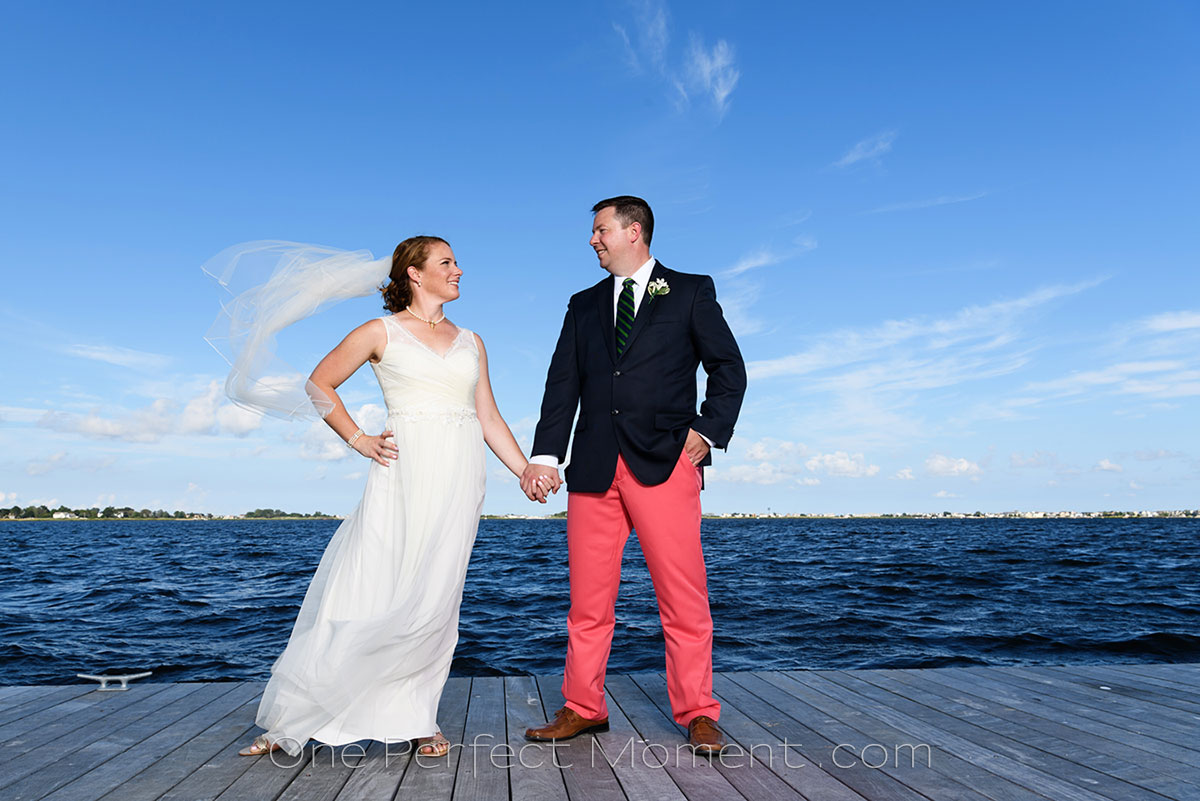 Jersey shore NJ wedding photographer Rumson CC