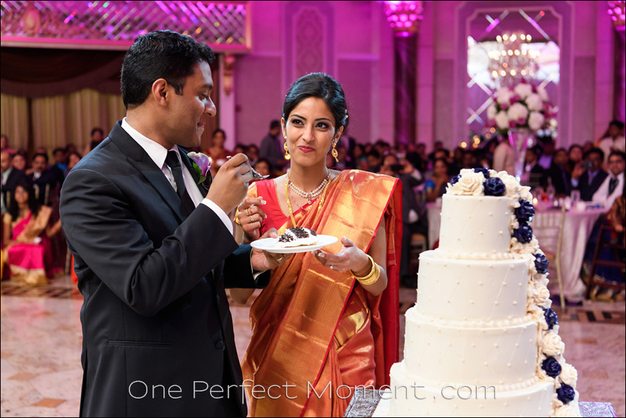 Indian wedding The Venetian NJ wedding photographer