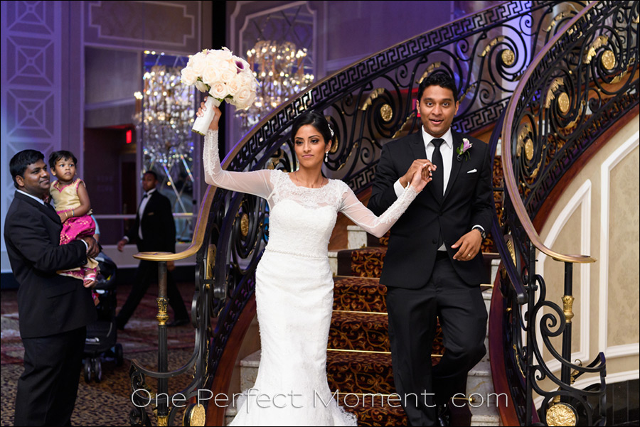 wedding photography The Venetian NJ