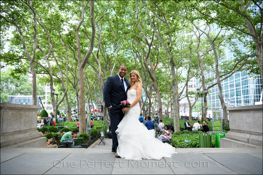 Elopement wedding NYC