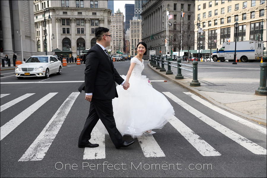 New York elopement wedding photography