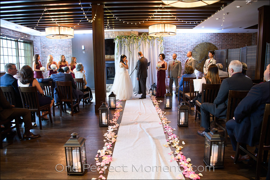 Park West Loft Ridgewood NJ wedding
