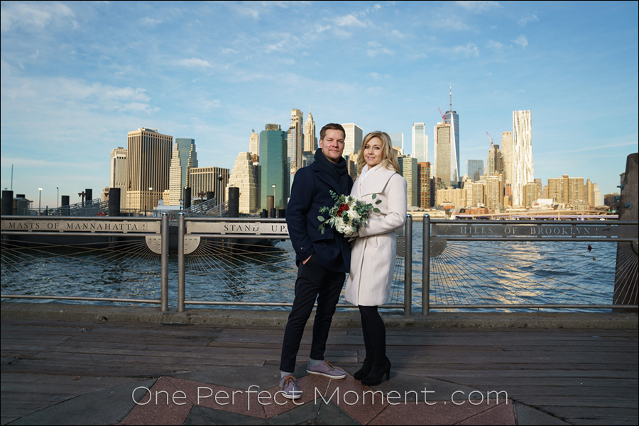 NYC elopement wedding New York