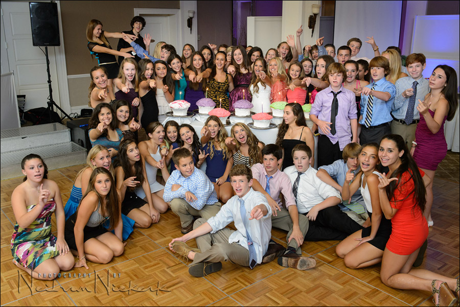 NJ Bar Mitzvah photography
