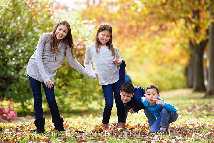 Fall photo sessions children photographer NJ