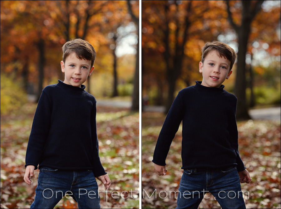 children photographer NJ Fall photo session