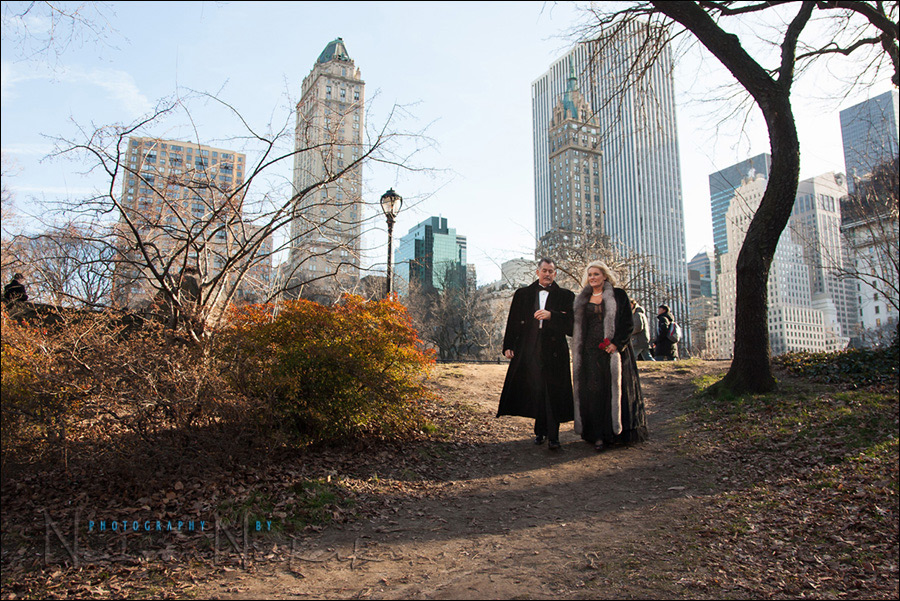 Elopement wedding photographer New York