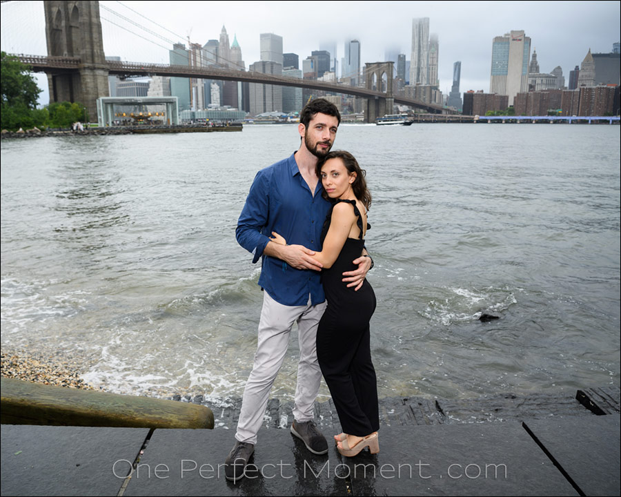 New York photo session NYC couple